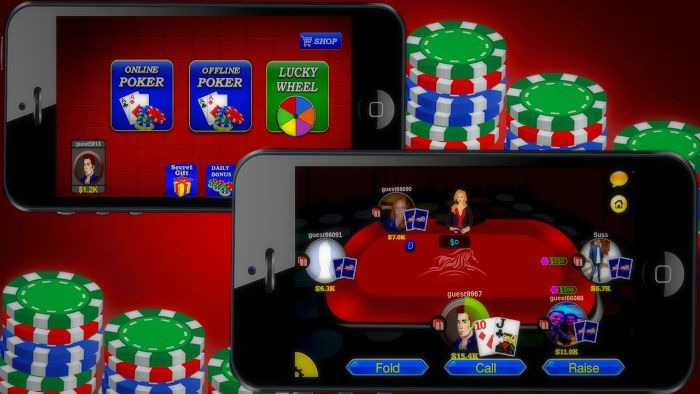 Free Poker Games Online Poker Slots And Offline Poker Card Games Play Poker With Friends